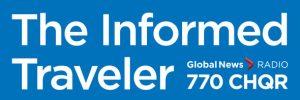 The Informed Traveler Logo