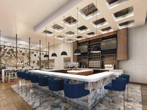 Carte Hotel Lobby Bar