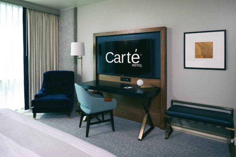 Carte Room