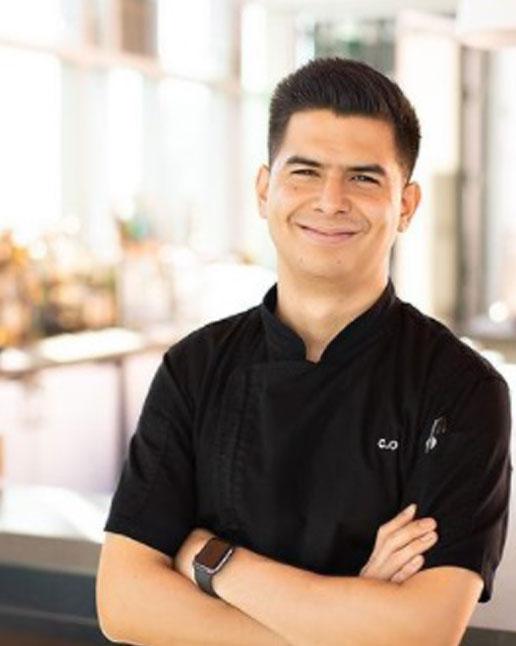 Executive Chef Cesar Oceguera